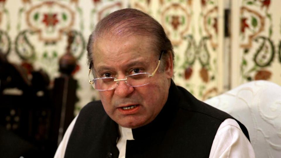 Pakistan bars former PM Nawaz Sharif from holding office for life