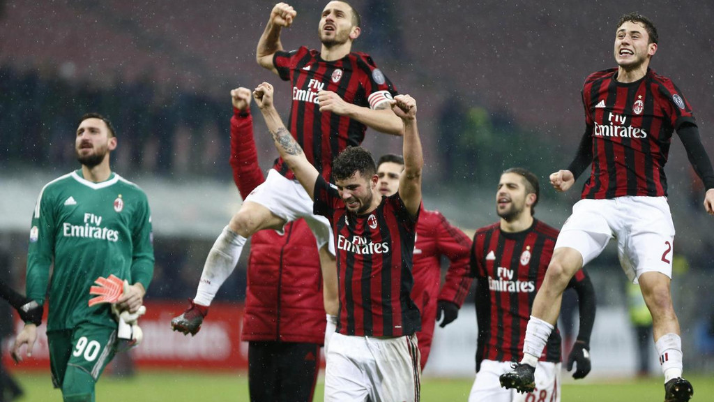 Coppa Italia: Milan-Inter 1-0. Rossoneri in semifinale