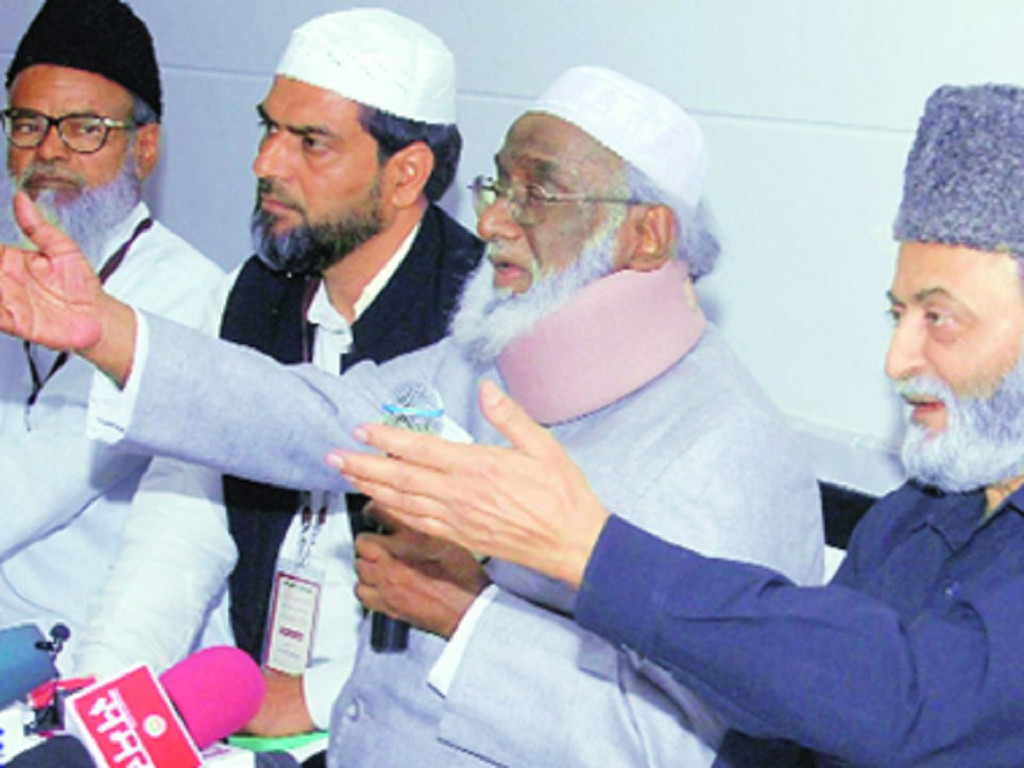 AIMPLB says triple talaq bill is against Constitution and fundamental rights, vows to remove 'flaws'