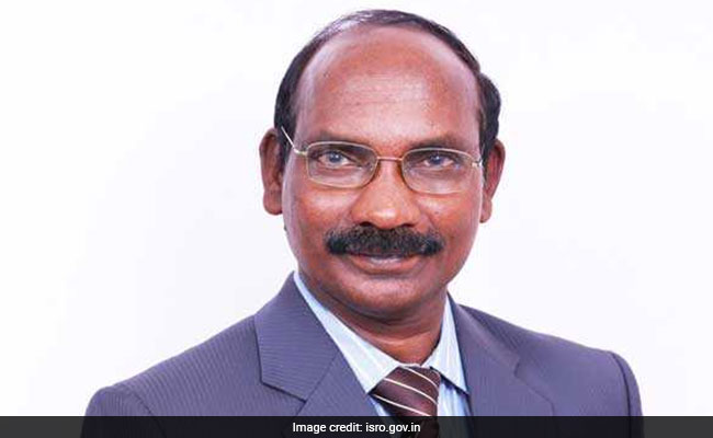 Sivan K to succeed Kiran Kumar as new ISRO chairman