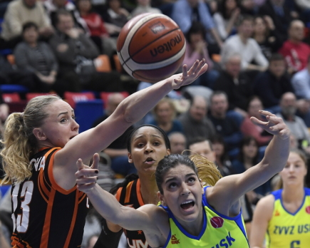 Basketbalistky USK do Final Four nepostoupily