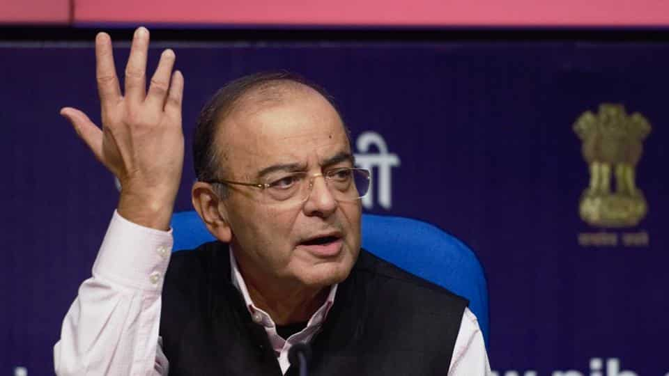 On Demonetisation Anniversary, Arun Jaitley Says Cash Ban Wasn't Aim