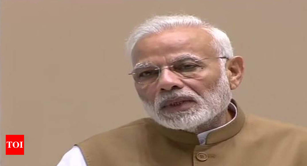 Modi announces online loans of up to Rs 10 mn for MSME sector in 59 minutes