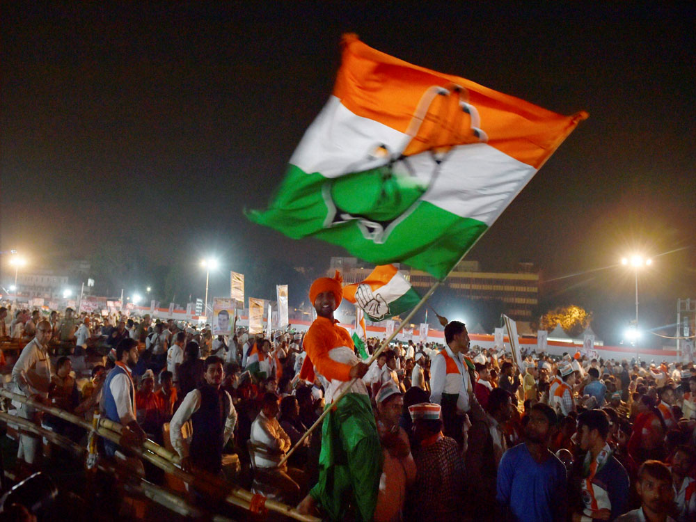 Congress sweeps Nanded civic polls
