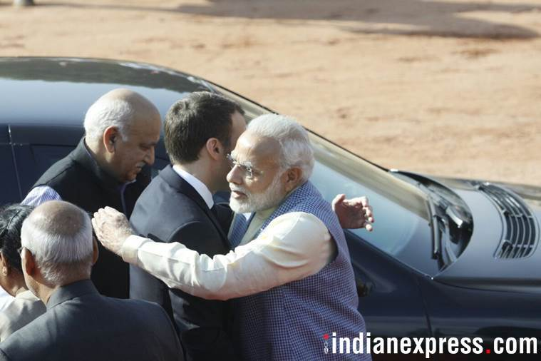 India, France ink 14 key agreements after talks between PM Modi, President Macr...