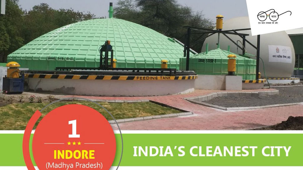 Indore, the cleanest, followed by Bhopal and Chandigarh: cleanliness survey