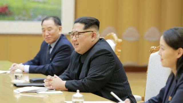 Trump-Kim meeting only if North Korea fulfills promises: White House