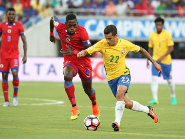 Copa America: Brazil in seventh heaven with 7-1 demolition of Haiti