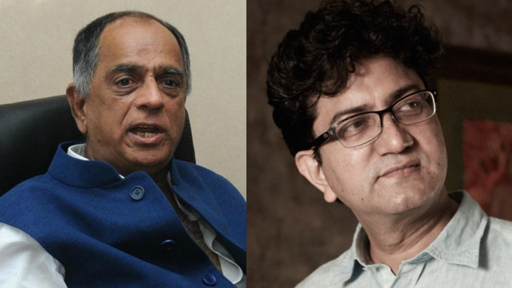 Pahlaj Nihalani removed as CBFC chief; Prasoon Joshi appointed new chairperson