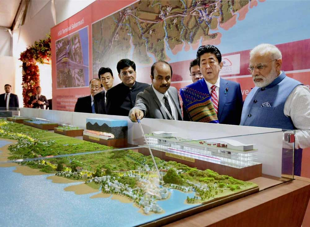 Big blow to Make in India as Japanese companies bag all key bullet train contracts