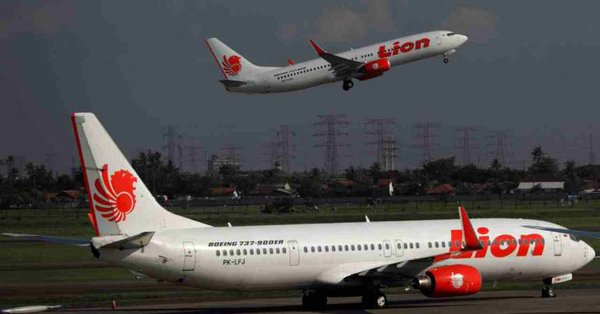 'Indonesian Lion Air passenger plane has crashed'