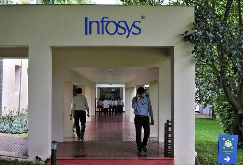 Infosys December quarter net profit jumps 38% to Rs 5,129 crore