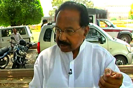 No infighting; protests indicate Cong victory in Karnataka: Moily