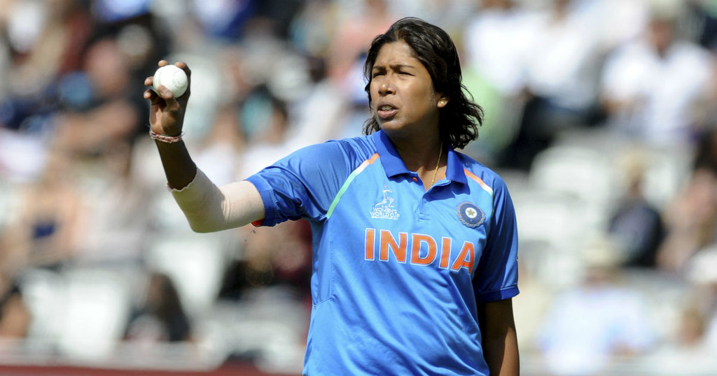 Goswami first female cricketer to take 200 ODI wickets