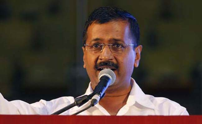 I am an elected CM, not a terrorist: Arvind Kejriwal in House