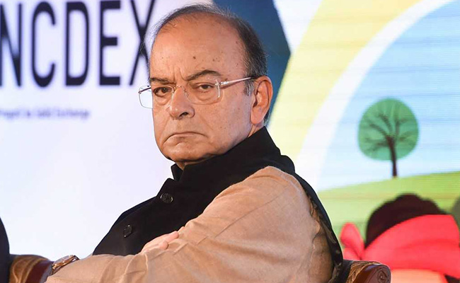 GDP growth not justifiable unless benefits reach farmers: Jaitley