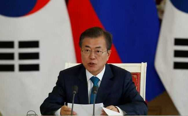 South Korean President Moon Jae-in to arrive in India today