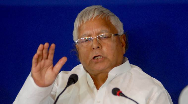 CBI chargesheets Lalu Prasad, others in IRCTC case