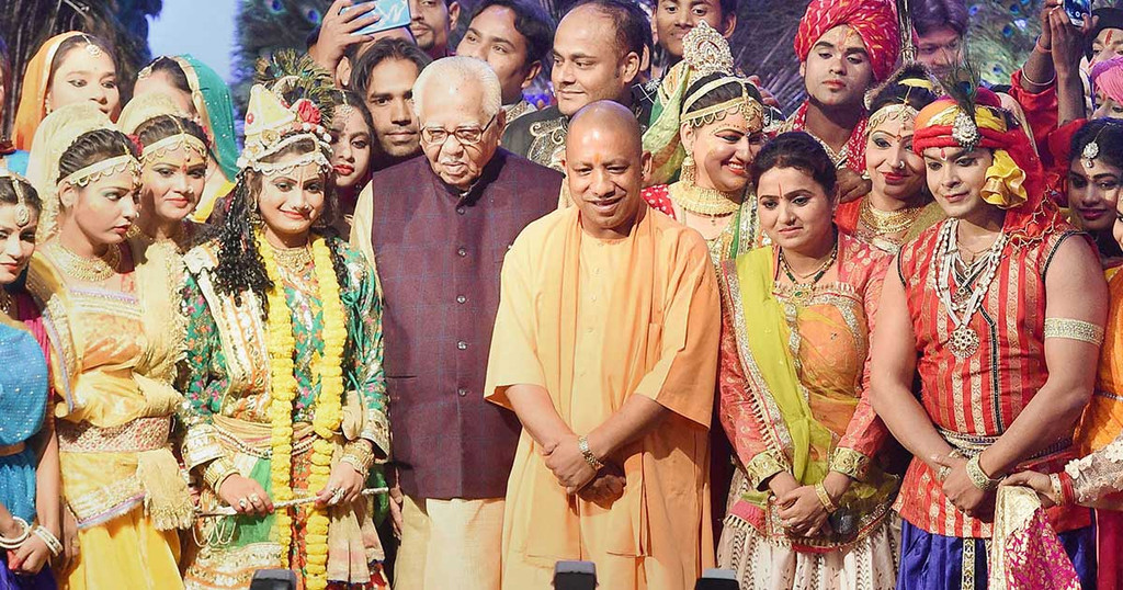 As Uttar Pradesh government completes one year, BSP, Congress question Yogi Adityanath regime's priorities