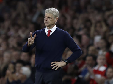 Wenger open to England job only after Arsenal 'love affair' ends