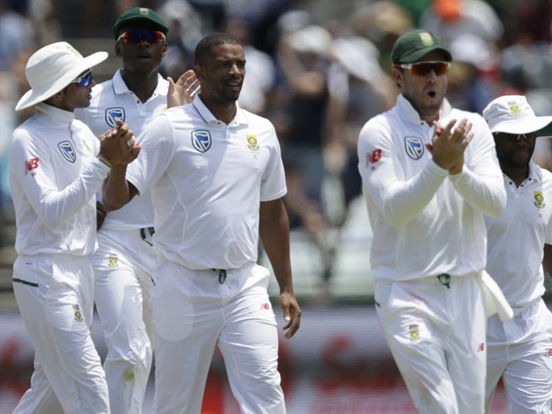 1st Test: South Africa beat India by 72 runs, take 1-0 lead