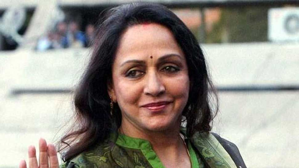 Hema Malini: I can become CM anytime, but not interested