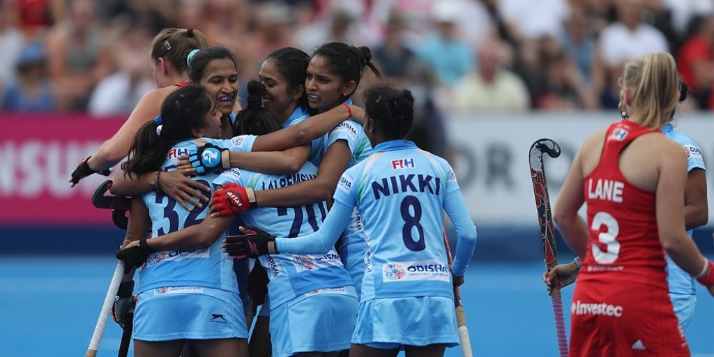 India vs England Women's Hockey World Cup 2018 preview
