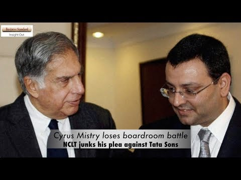 Cyrus Mistry to appeal NCLT order dismissing his plea against Tata Sons