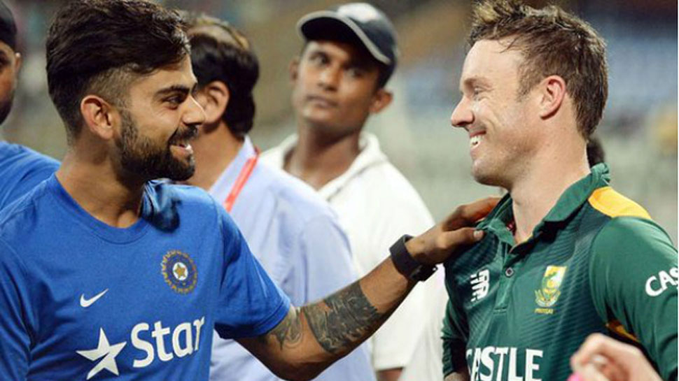South Africa series is not just about my duel with De Villiers: Kohli