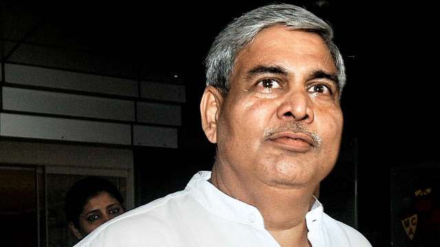 Shashank Manohar elected unopposed as ICC independent chairman