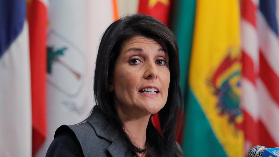 Pakistan has played a double game with US for years: Haley
