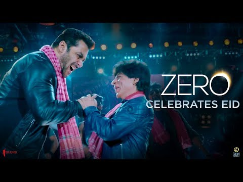 Did you spot Katrina Kaif with Shah Rukh Khan and Salman Khan in the Zero teaser?