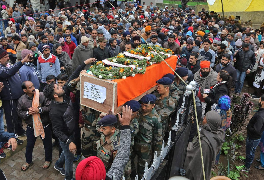Army asks politicians not to communalise martyrs