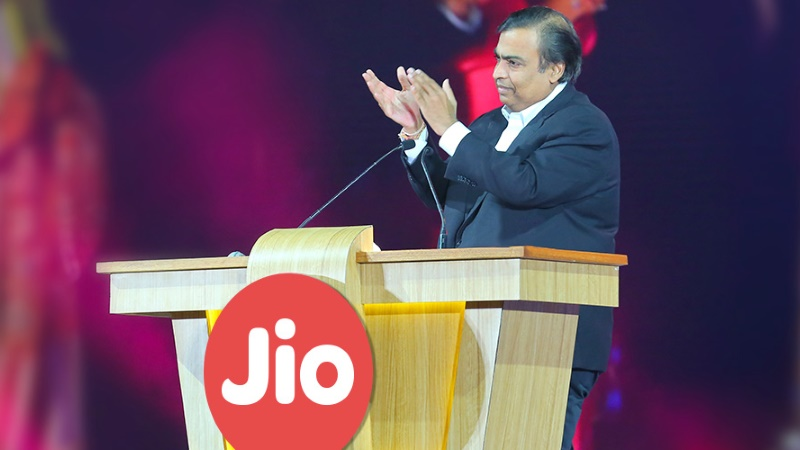 Jio Diwali Offer: 100 Percent Cashback on Rs. 399 Recharge