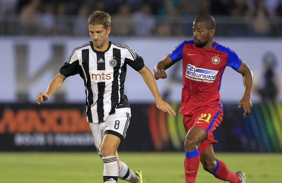 Partizan Belgrad a fost exclusă din cupele europene pentru următoarele trei sezoane