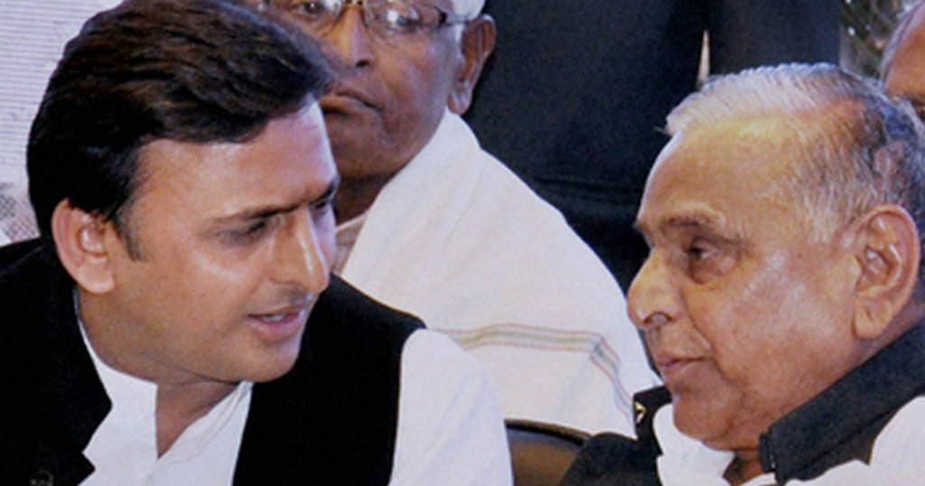 Mulayam Singh, Son Akhilesh Seek Time To Vacate Official Bungalows