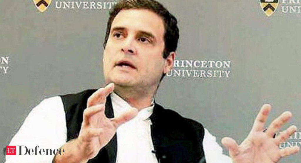 Rahul Gandhi backs petition for recalling Jayant Sinha's Harvard alumni status
