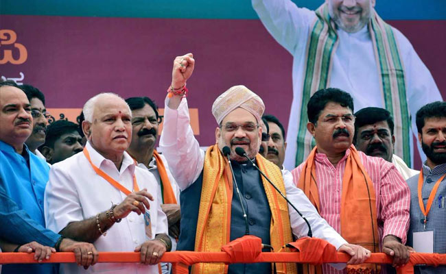 BJP Names 72 Candidates For Karnataka Assembly Polls
