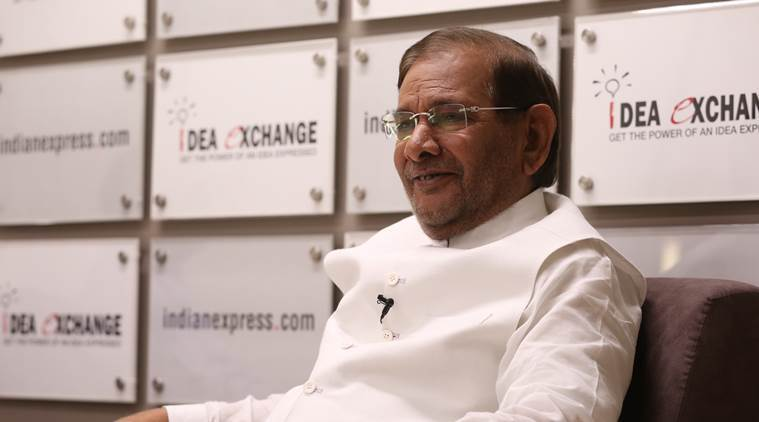 Sharad Yadav can't draw salary, perks of MP: Supreme Court