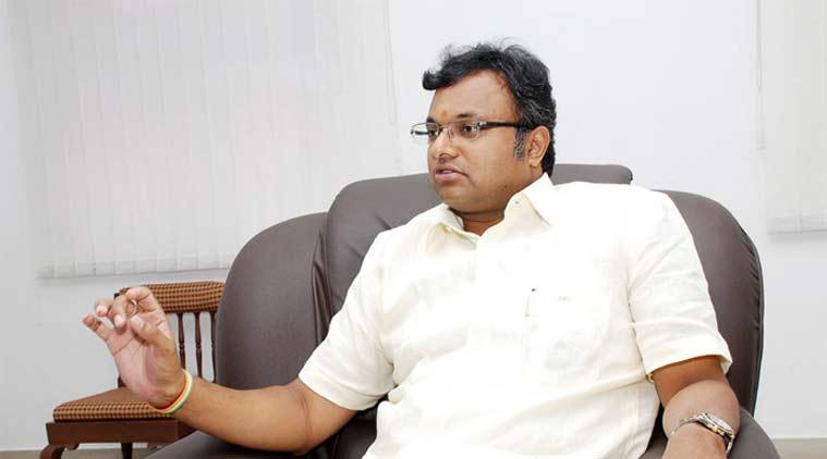 Supreme Court to look into CBI documents on Karti Chidambaram's accounts today