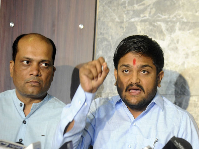 Mamata should be face of united Opposition, will give serious thought to joining TMC: Hardik Patel