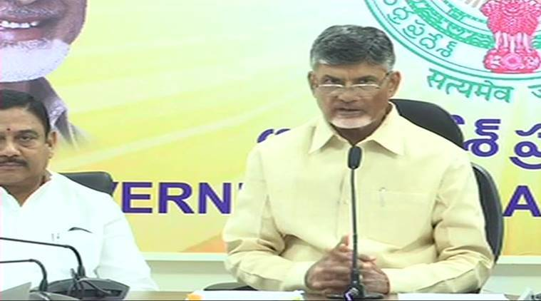 Chandrababu Naidu directs two union ministers to resign from Cabinet