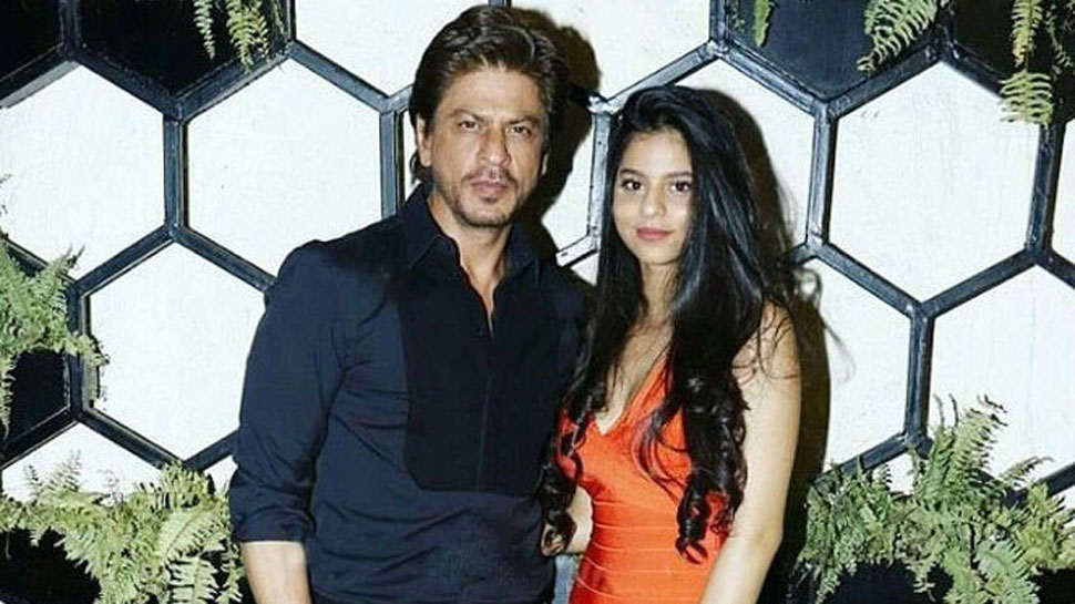 IPL 2018: Shah Rukh Khan, daughter Suhana cheer for Kolkata at Eden Gardens