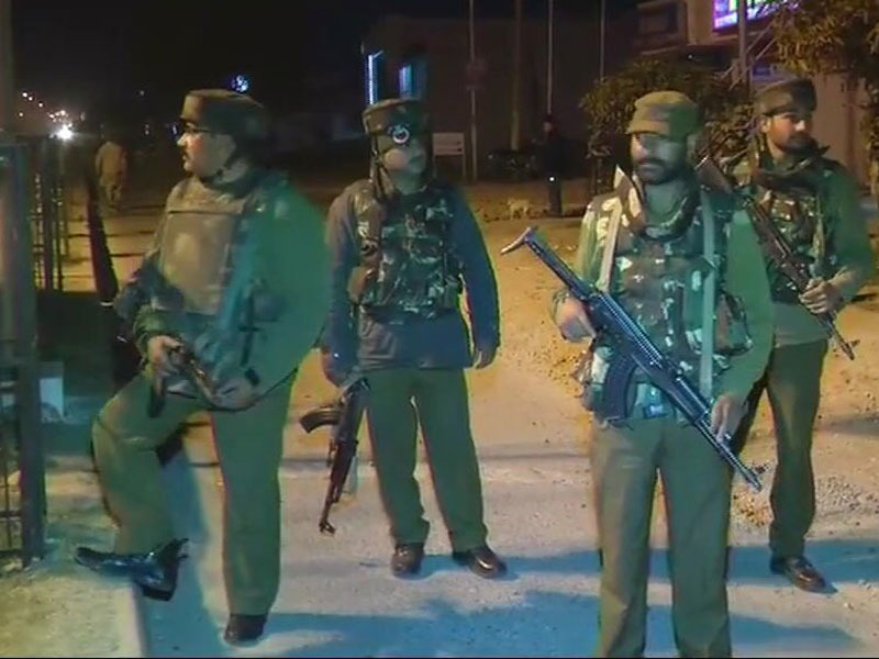 J-K: Two injured after militants attack Sunjwan army camp in Jammu, area cordoned off