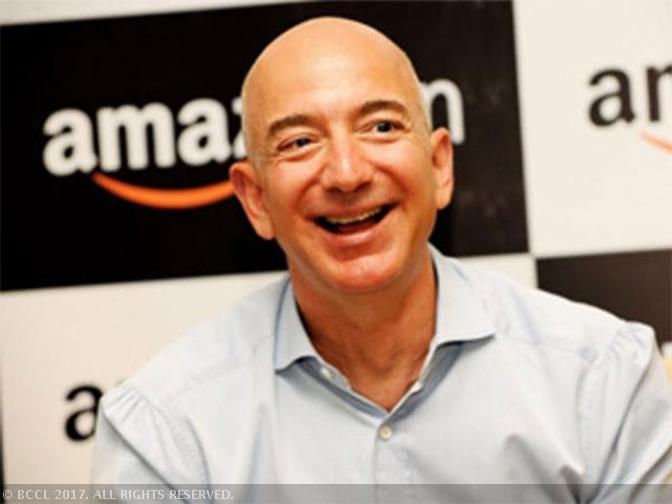 Amazon's Bezos becomes world's richest person briefly