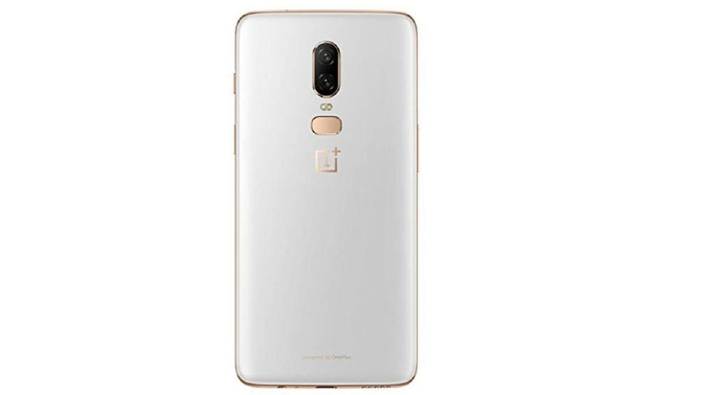 OnePlus 6 Silk White Limited Edition Goes on Sale in India