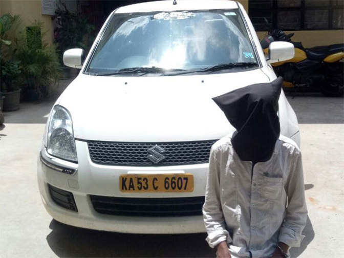 Ola cab driver arrested in Bengaluru for molesting, trying to murder woman