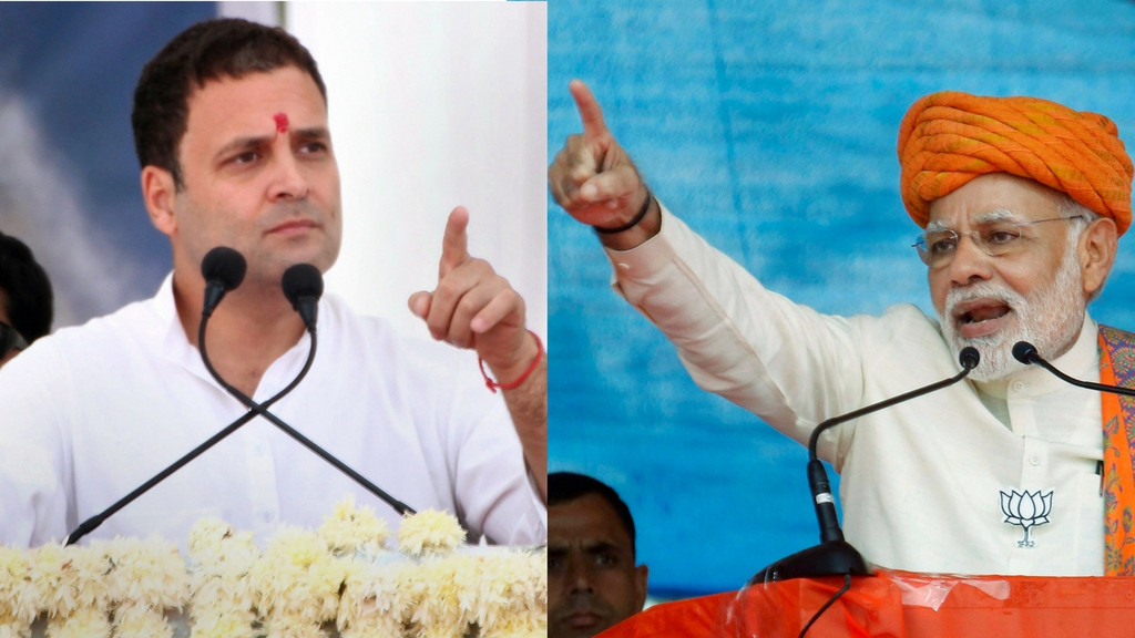 Rahul Gandhi accuses PM Modi of giving scripted answers: 'Good he doesn't take real questions'