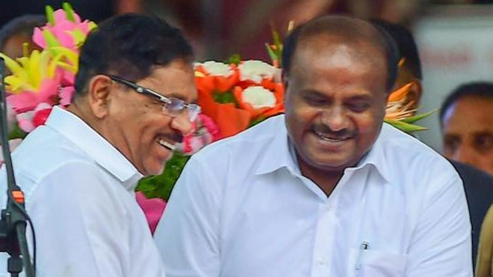 First phase of Karnataka cabinet expansion tomorrow; HD Kumaraswamy says 'eight to nine' JD(S) MLAs to be inducted