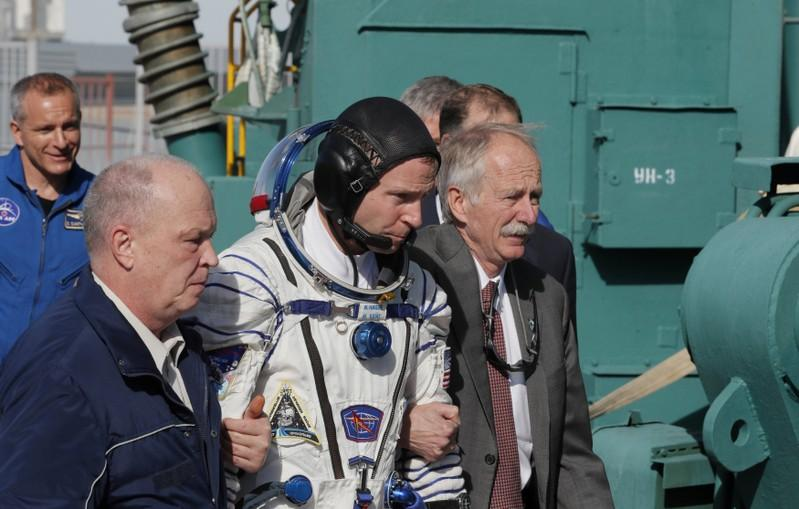 Russian space agency to open a criminal probe into failed rocket launch to ISS